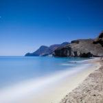 Plage paradisiaque de Cabo de Gata sur la Costa de Almería