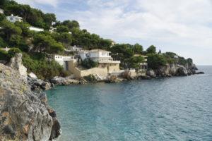 Villas à la Herradura dans la règion de Granada sur la Costa Tropical en Espagne