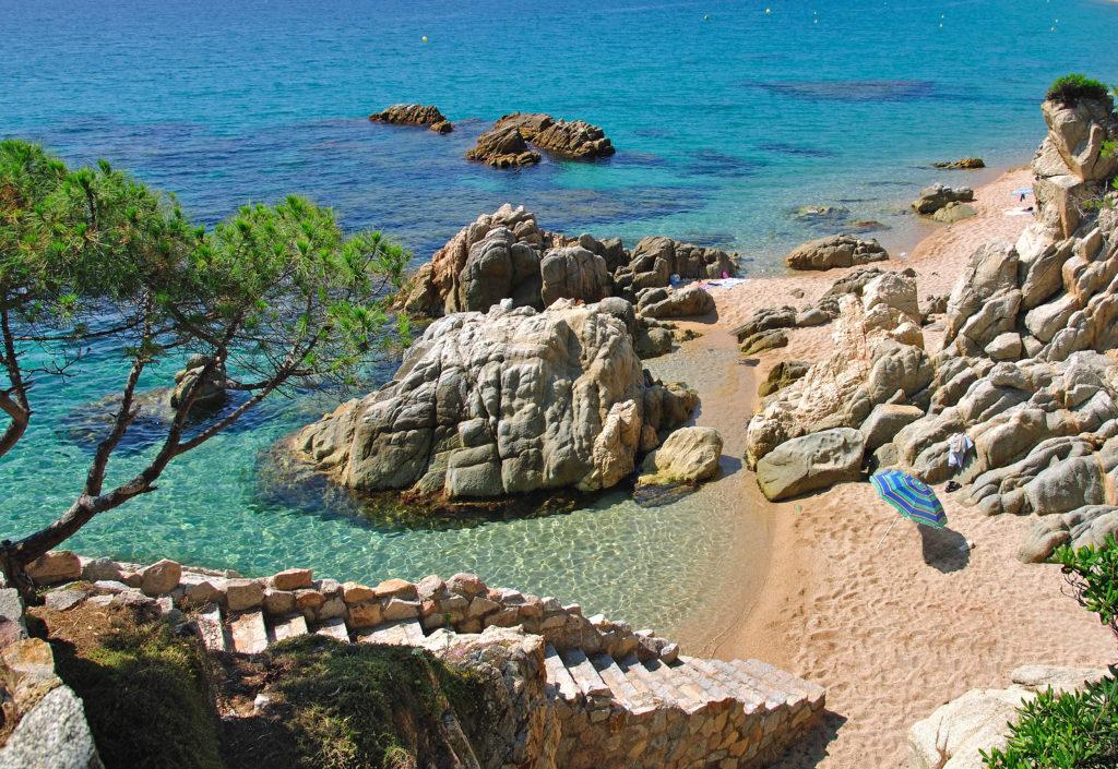 Vivre sur le littoral catalan zone Costa Brava