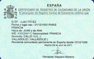 Documents pour achat immobilier en Espagne