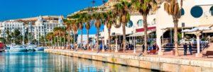 Acheter appartement vue sur mer Alicante en Espagne