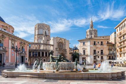 Ville de Valence en Espagne | Acheter Malin Espagne