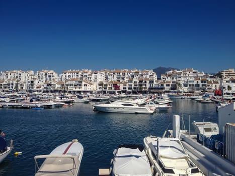 Port de Marbella Costa del sol en Espagne