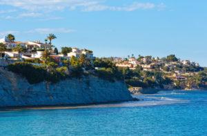 Acheter mison ou villa à Calpe en Espagne