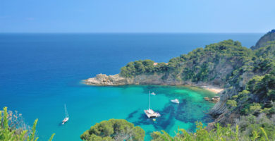 vivre sur la Costa Brava en Espagne