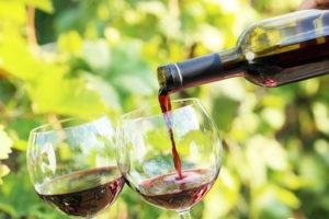 gastronomie et vin rouge Platja d'Aro Costa Brava