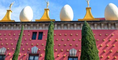 Musée de Dali sur la Costa Brava en Espagne