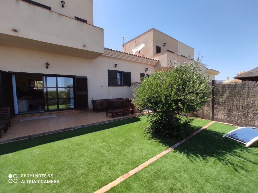 Acheter Maison adossée avec terrasse et jardin en Espagne